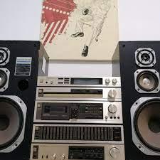 KENWOOD Gold Seri 322 - 5 Katlı Müzik Seti - antikkutu.com