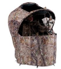 ameristep introduces the new magnum tent chair blind model no 3335 quick sit 2 man