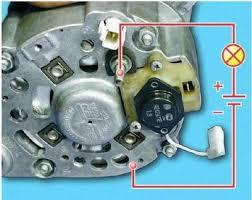 При включении зажигания не горит лампа аккумулятора авто При включении зажигания тускло горит лампа аккумулятора