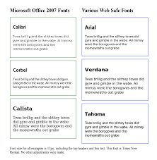 Microsoft Office Example 9 Microsoft Word Font Styles Examples Images Microsoft