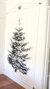 Wall Christmas Trees Christmas Decorating Update 4a Wall Christmas Tree Zinc Moon