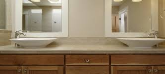 a guide to restaining bathroom cabinets