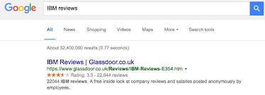 glassdoor take it seriously