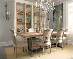 burlap furniture. french nail heads and those numbered chairs with burlap backs from the aidan gray furniture h