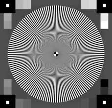 3nh Te253 Modulated Sinusoidal Siemens Star Resolution Test Chart For Checking Image Resolution Buy Resolution Test Chart Camera Test Chart Test