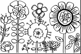 Small Picture impressive spring flower coloring pages printable with spring