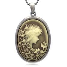 Soulbreezecollection Cameo <b>Pendant Necklace Charm Fashion</b> ...