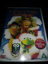 A <b>Muppet</b> Family Christmas unedited Version US seller <b>Free Shipping</b>