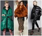 Модные куртки 2017 фото