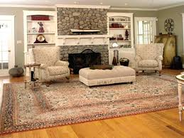 image of contemporary rugs for living room on