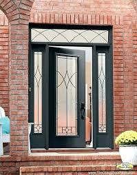 example of a entryway design in wrought iron glass doors grafton exterior fern collection front entry wrought iron glass doors
