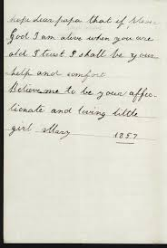 how to write a victorian birthday letter phyllis weliver the transcription of the above letter
