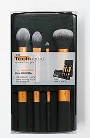 real techniques core collection new packaging. real techniques makeup brush - core collection on set boxed nib real techniques new packaging