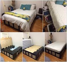 Diy Storage Ideas For Small Bedrooms For A Graceful Bedroom Design With  Graceful Layout 1