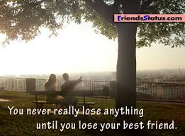 Best Status For Friendship Lost
