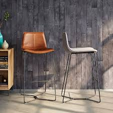 upholstered bar stools. Alternate Image Upholstered Bar Stools