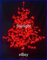 Red 5ft/1.5m LED Maple Tree Outdoor Christmas Light Wedding Holiday Home  Decor