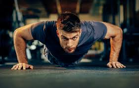 STUDY: Men Who Can Do More Than 40 Push-Ups 96% Less Likely To Develop Heart Disease...