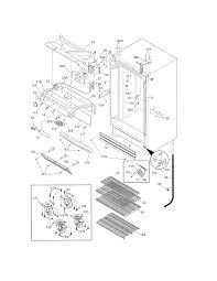 kelvinator freezer wiring diagram wire center \u2022 GE Refrigerator Parts Diagram kelvinator model kfs220rhy2 upright freezer genuine parts rh searspartsdirect com refrigeration electrical wiring diagrams perlick wiring diagram