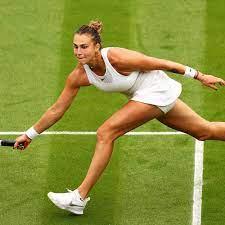 Aryna Sabalenka wins opening match as ...