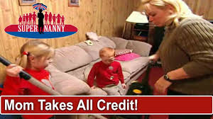 Mom Takes Credit For Daughters Chores Supernanny