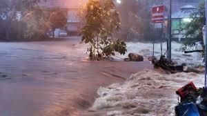 เตือน23จว.! กรมฯธรณี เผยพายุดีเปรสชันถล่มไทย เสี่ยงดินถล่ม-น้ำ