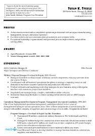 Veteran Resume Examples Classy Military Veteran Resume Examples Military Resume Templates