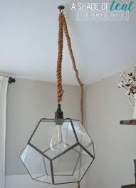 cheap modern lighting fixtures. DIY Glass Pendant Light Cheap Modern Lighting Fixtures