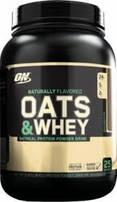 ON Naturally Flavored <b>Oats & Whey</b> (USA) | Informed Choice
