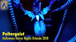 Halloween Horror Nights Orlando 2018 ...