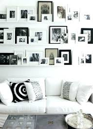 black and white picture wall ideas black and white wall decor photo wall ideas image bars