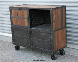Vintage Metal Kitchen Cart Vintage Industrial Ca S Factory Cart Kitchen Island Console Table