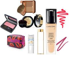 makeup item for makeup bag