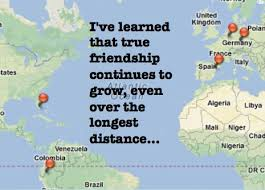 Quotes About Friendship Long Distance Long Distance Friendship Quote Quote Number 100 Picture Quotes 63