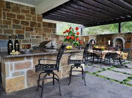 Outside Home Bar Designs Building An Outdoor Kitchen Pictures Ideas From Hgtv Hgtv
