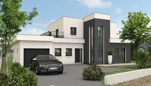 Délicieux Sweet Home 3d Maison A Etage #5   Maison Contemporaine Quartz  Maison Darchitecte Plan