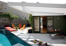 small backyard design pool idea bestor architecture 1 Small Backyard Design  with Pool: Idea by