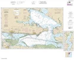11314 Intracoastal Waterway Carlos Bay To Redfish Bay Including Copano Bay Nautical Chart