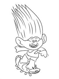 The film revolves around two trolls on a quest to save their village from destruction by the bergens, creatures who eat trolls. Kids N Fun Com 26 Coloring Pages Of Trolls