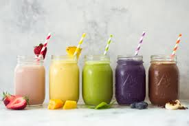 5 High Protein Fruit Smoothie Recipes For Weight Loss (5 Ingredients or  Less!) • A Sweet Pea Chef