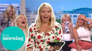 Holly willoughby (holly marie baldwin) currently presents a number of television programmes alongside phillip schofield such as dancing on ice and this morning read all the latest news, fashion. A Z Of Holly Willoughby This Morning Youtube