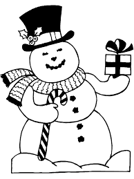 Small Picture Christmas Coloring Page Snowman PrimaryGames Play Free Online