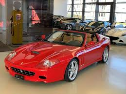 Penned by lorenzo ramaciotti of pininfarina, the 550/575 was a true ferrari grand tourer. Used Ferrari 575 Superamerica Car For Sale In Plan Les Ouates Official Ferrari Used Car Search