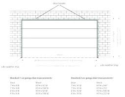 Garage Size Chart Viavoeding Info