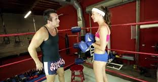 Sporty Teenage Slut Fucked By Her Sparring Partner NineTeenTube