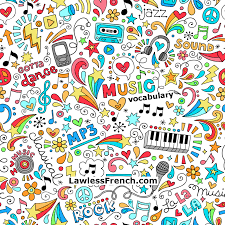 Save when you subscribe today! French Music Terms Lawless French Vocabulary Music In French