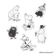 Moomin ムーミン メッセージカードhightide Online ハイタイド