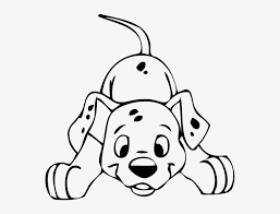This set of pages is perfect for youngsters to learn their numbers. Drawing 101 Dalmatians 157 Easter Coloring Pages With Dogs Png Image Transparent Png Free Download On Seekpng