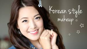 korean style makeup tutorial