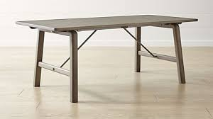 bridge extension oak dining table